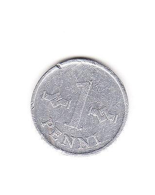 1 Penni Finnland 1969 AL     (330)