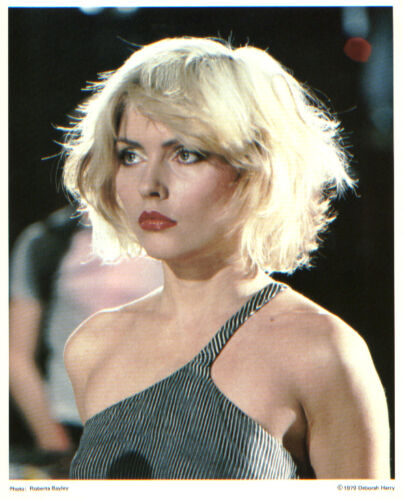 Blondie Debbie Harry Picture Beautiful 8x10 photograph 1979 Heart Of Glass