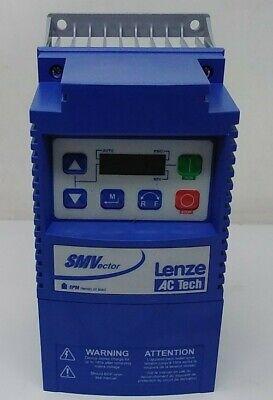 Lenze Ac Tech Variable Speed Drive Esv152n02yxbxx1k43 2hp