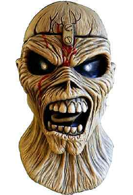 Trick Or Treat Iron Maiden Eddie Piece of Mind Rock Adult Halloween Mask TTGM111 (Iron Maiden Halloween)