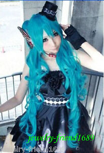 New-Cosplay-Miku-Dragon-Blue-Curly-Split-Type-Heat-Resistant-Party-Wig