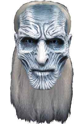 Trick Or Treat Game of Thrones White Walker Halloween Costume Mask TTHBO100  - Halloween Trick Or Treat Games