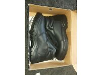 Arco Mens Black PPE Safety Workboots (size 10)