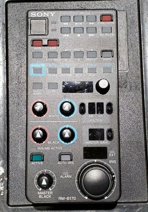 Sony RM-B170 Remote Control Unit