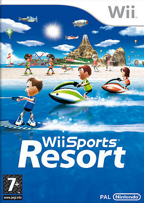 Sports Resort Wii Nintendo jeu jeux game games lot spelletjes spellen 1506
