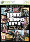 Grand Theft Auto 4 Episodes from Liberty City (Xbox 360)