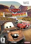 Disney Pixar Cars De internationale race van Takel (wii u...
