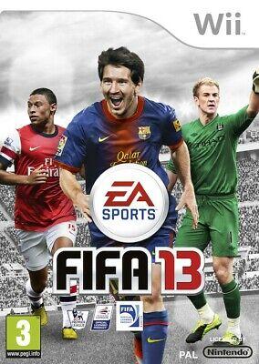 Fifa 13 Wii Nintendo jeu foot football  jeux spellen voetbal spelletjes 3024