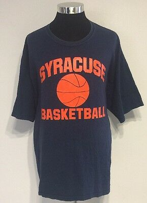 Syracuse Basketball T Shirt Size 3Xl