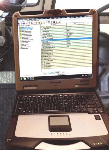 DIAGNOSTIC DIESEL TRUCK SCANNER  ECM COMPUTER LAPTOP HEAVY DUTY RUGGED TOUGH
