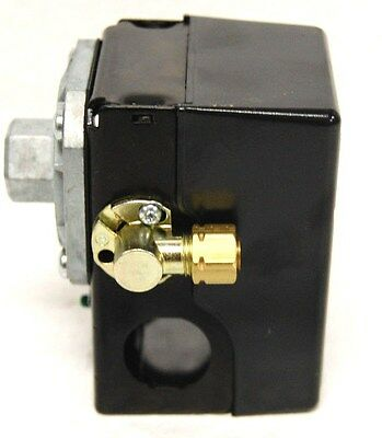 Coleman Sanborn 034-0133 Pressure Switch 95-125 Psi Air Compressor Part