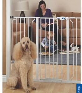 "Extra Tall ""Top Paw"" Pet Gate"