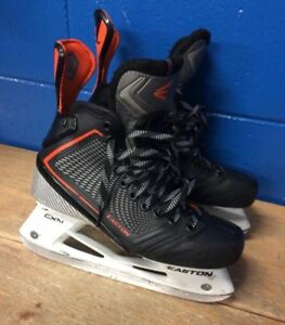 Easton Mako Skates 8.5 EE