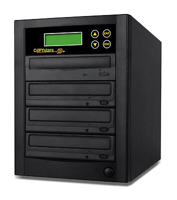 Copystar Asus/lite On/lg 1-3 Dvd Cd Duplicator Disc Burne...