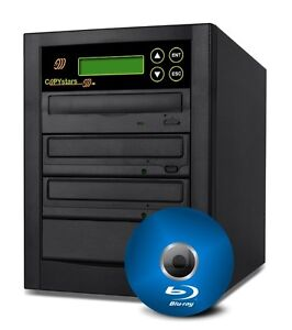 Copystars-1-3-Target-14X-Blu-ray-DVD-CD-burner-Disc-Duplicator-Copier-BD-R-media