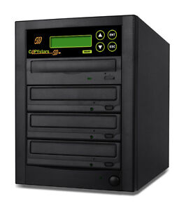 Copystars-CD-Dvd-Duplicator-1-3-sony-LG-burner-tower-128mb-3-year-warranty