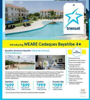 Bayahibe, Dominican Republic, starting at $699 plus taxes