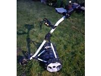Electric Golf Trolley From Pro force