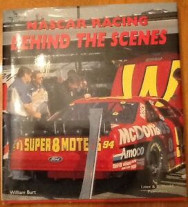 Like new MOTORSPORTS BOOKS, MAGAZINES,  $10 or 2/$15NASCAR RACI