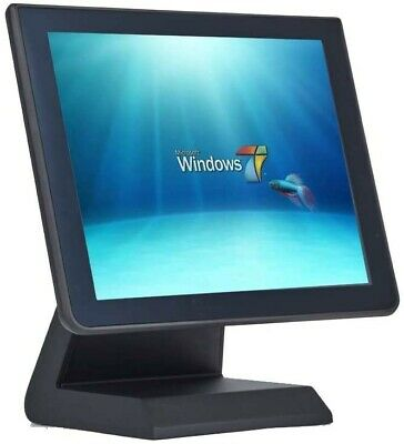 Pbm Agt-910j1800 Pos All-in-one Computer Aio Pc 15 Touchscreen Pos Terminal