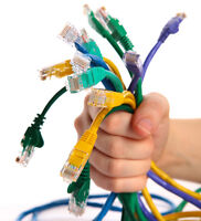 Data, Voice & TV cable installation and repair. (416) 613-8184