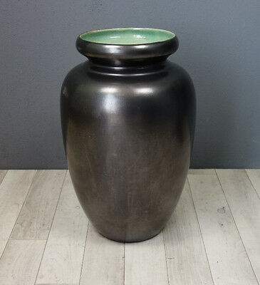 XXL Fritz van Daalen Bodenvase,Vase, Keramik, 50er Jahre, Vintage / Mid Century