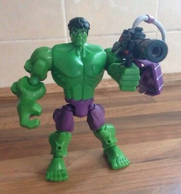 INCREDIBLE HULK MARVEL SUPER HERO MASHERS Figure MAKE YOUR OWN MASHER CHARACTER