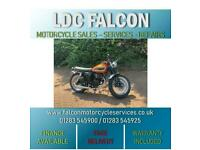 Mutt SUPER 4 GOLD 125cc CUSTOM - BRAND NEW, CLICK AND COLLECT AVAILABLE