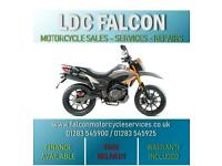 KEEWAY TX 125cc SM GREY APPROVED DEALER