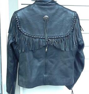 Harley davidson willie g leather jacket