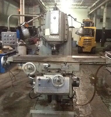 Mazak V-1000 Vertical Mill