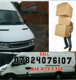 af342c3a4b Van hire man with van delivery service cheap local low price ...