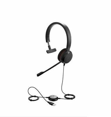 Jabra Evolve 20 MS Mono PC Headset
