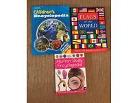 Children's information books