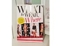 What to Wear book by Hillary Kerr & Katherine Power - New