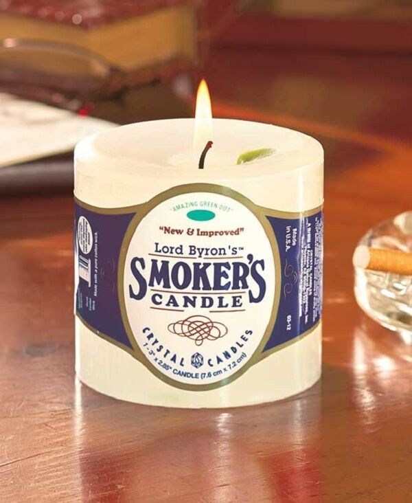 ODOR ABSORBING CANDLES
