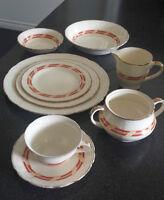 "Set de vaisselle Alfred Meakin Royal Marigold ""Lenora"""