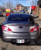Genesis coupe 2.0T  2010