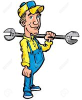 Handyman for Hire KELOWNA