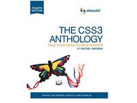 The CSS Anthology - Rachel Andrew - 4th Edition paperback