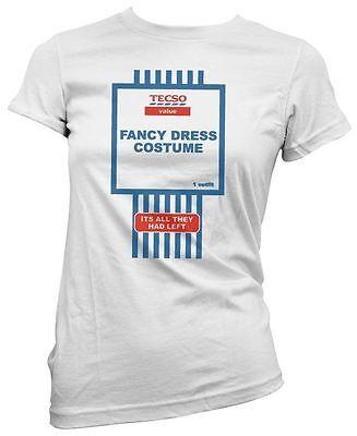 NEU Tecso Wert Lustig Kostüm Kostüm Halloween Party Outfit T-shirt