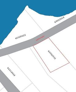 WATER VIEW PROPERTY - GREAT PLACE TO BUILD DREAM HOME!!