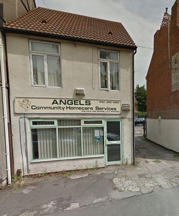 Large shop office in halesowen rowley regis in - Regis salon birmingham ...