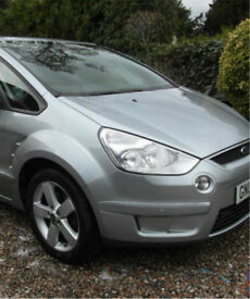 Ford s Max 2.5t breaking for Spares parts