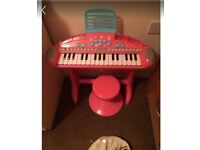 Early learning centre keyboard piano