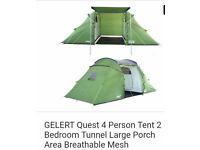 Gelert Quest 4 tent