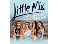 2x Little Mix Tickets, Gold Circle, Earlham Park, Norwich. Saturday 21st July 5pm