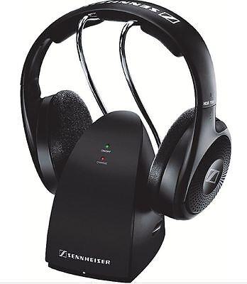 Sennheiser RS118-8 Kopfhörer Kopfbügel Stereo Kabellos Akkubetrieb -NEU #1264210 online kaufen