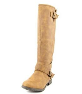 Womens Material Girl Boots