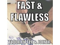 Floor Fitter / Fitting / Laminate / Hardwood Installer & Joiner Services